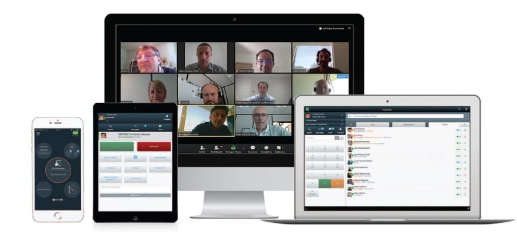 Centile ISTRA Unified Communications platform for all your telephony and CRM needs.
