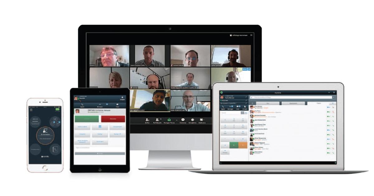 Centile Unified Communication Collaboration Platform