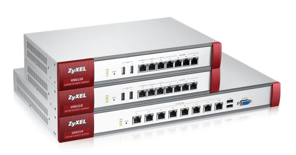 Zyxe ZyWALL ATP Firewall distributed in South Africa