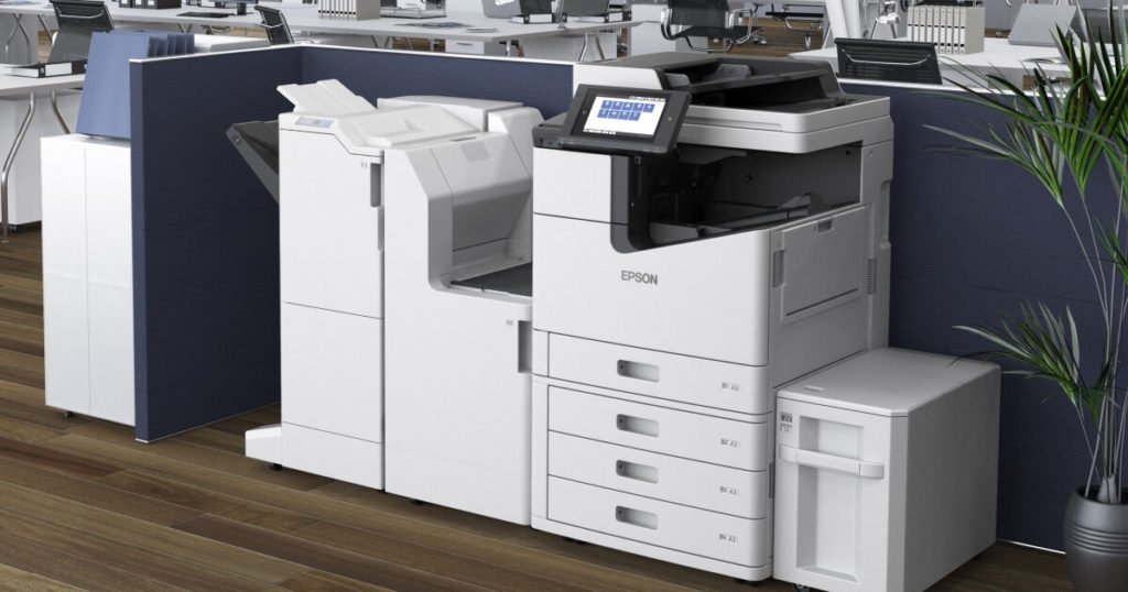 Epson WorkForce Printer WF-C17590 D4TWF