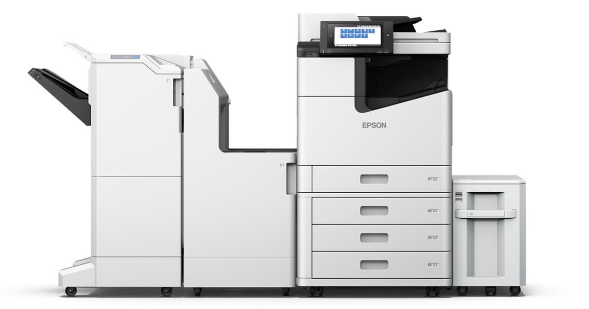 Epson WorkForce Printer WF-C20590 (Images)