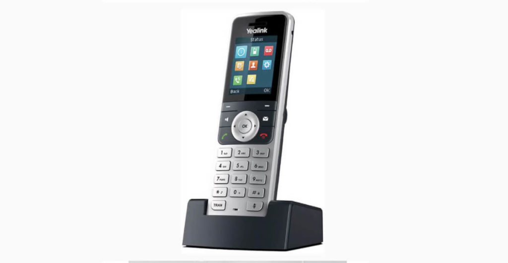 Yealink W53H DECT Phone fEATURED iMAGE