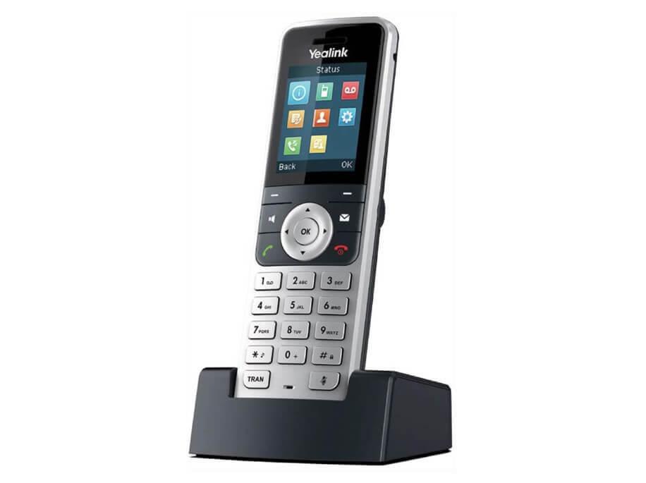 Yealink W53H DECT Phone Hero Image