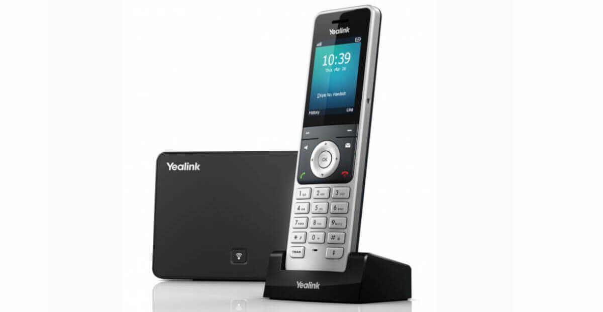 Yealink W53P DECT Phone Featured Image