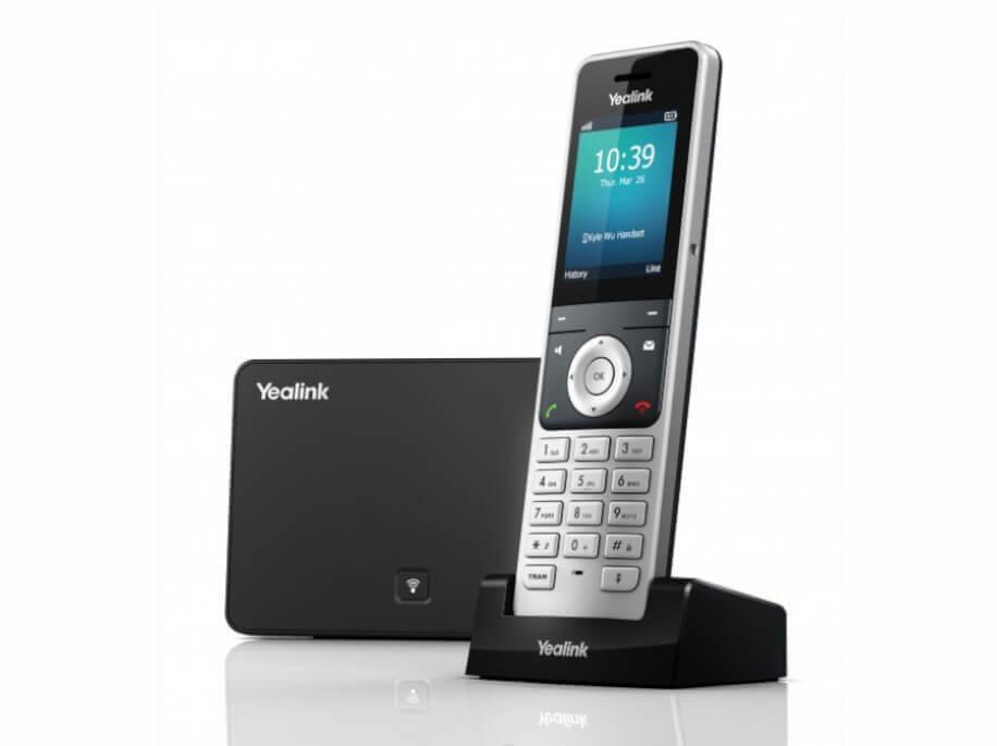 Yealink W53P DECT Phone Hero Image 1