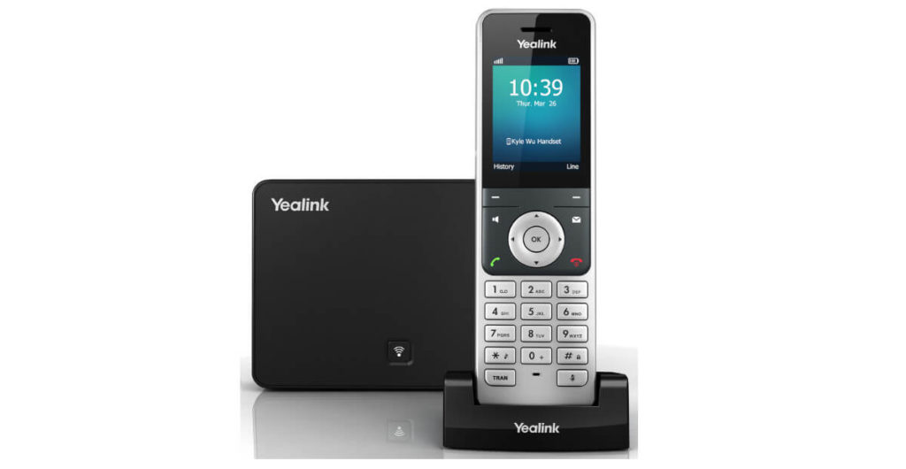 Yealink W56P DECT Phone featured image
