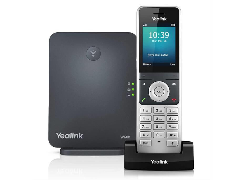 Yealink W60P DECT Phone hero image