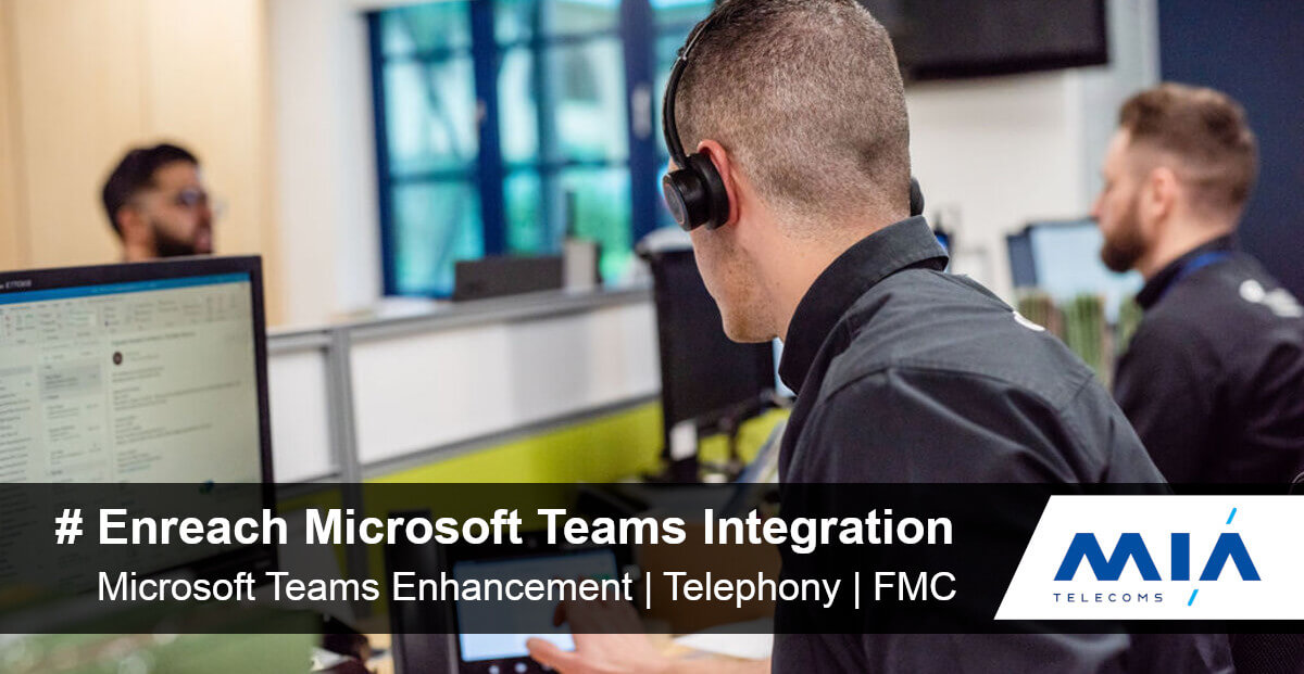 Enreach Microsoft Teams Integration via Cloud PBX