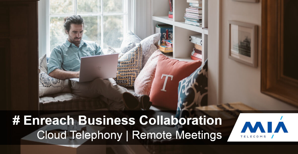 Enreach Collaboration for business teams (Featured Image)