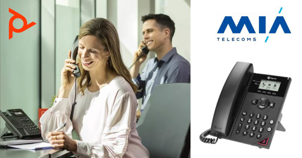 Poly VVX150 IP Phone Featured Page Image