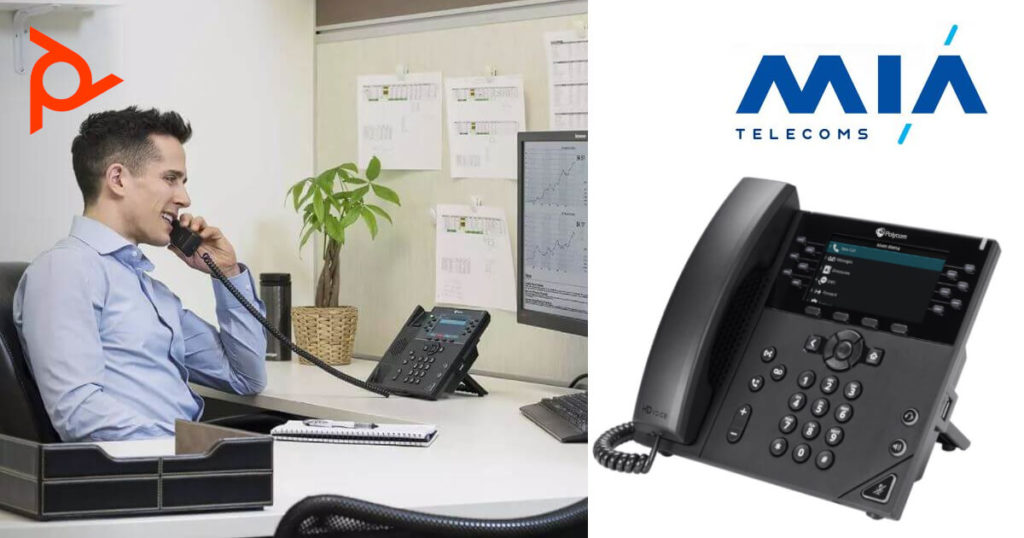 Poly VVX450 IP Phone Featured Page Image