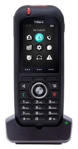 iServ IP DECT 8632 Wireless Handset